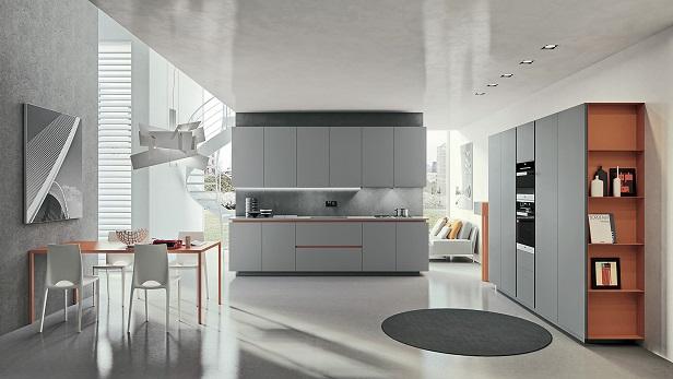 Progetto Casa cucine su misura a Sassuolo, Modena, Reggio Emilia e Bologna