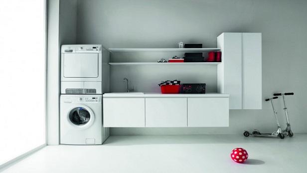 Affidati a progetto casa per l 39 arredo bagno o la - Arredo per lavanderia di casa ...